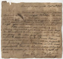 Thomas Nelson, Jr. A.L.S., Camp before York, Sept. 30th, 1781 : to Colonel Lewis Burwell. Williamsburg, Va., [1781]
